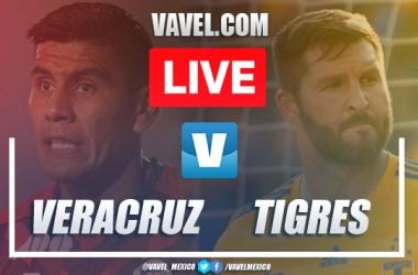 Goals and highlights: Veracruz 1-3 Tigres, 2019 Liga MX