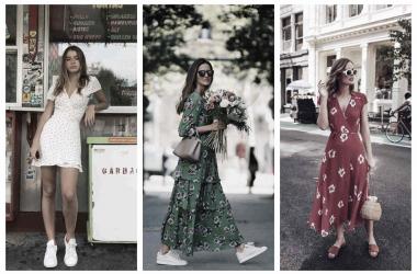 Vestidos primaverales | Foto: Pinterest