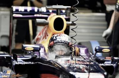 """Sebastian Vettel: """"Nuestro ritmo es un buen indicativo para la calificación"""""""