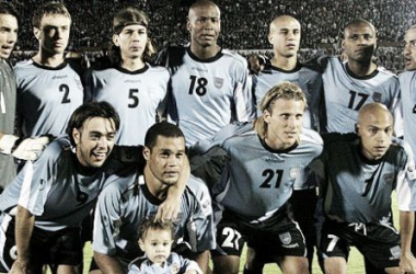 Posibles jugadores a citar para representar a Uruguay (FOTO:ferplei).