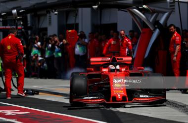 Ferrari dominate in Montreal as Vettel tops FP3