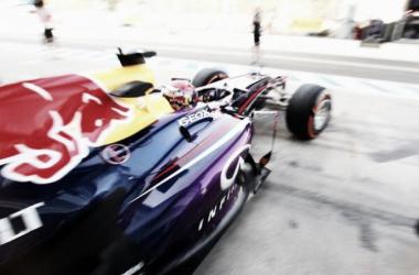 """Sebastian Vettel: """"Ha sido una jornada positiva, pero es sólo un viernes"""""""