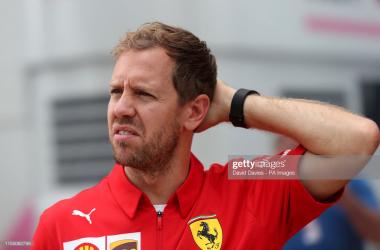 Opinion: Sebastian Vettel is facing his toughest period yet