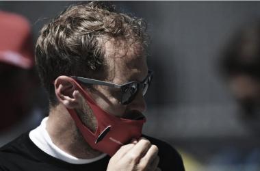 """Sebastian Vettel, sobre una posible oferta de Red Bull: """"Probablemente la respuesta sería sí"""""""