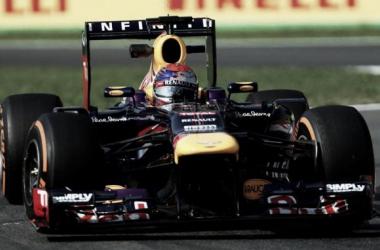"""Sebastian Vettel: """"No esperábamos estar tan fuertes aquí"""""""