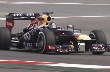 La tiranía de Red Bull continúa en India en los Libres 2