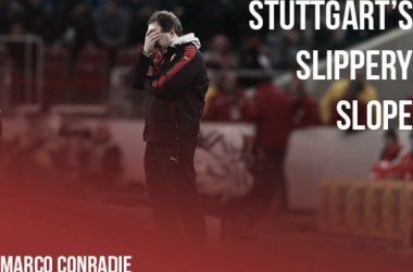 Stuttgart find themselves on a slippery slope – How far will they fall before they find their footing?