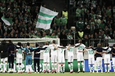 El Wolfsburgo, un rival teóricamente asequible