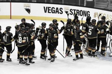 Vegas Golden Knights, el mejor equipo de expansión en la historia de la NHL | Foto: NHL.com