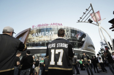 NHL in Las Vegas is a big success. (Photo: Toronto Sun)