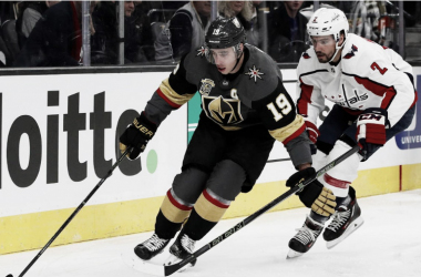 Not so Golden Knight as Vegas drops Game 2 to Capitals