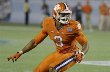 Vic Beasley Drafted #8 In The 2015 NFL Draft By Rebuilding Atlanta Falcons