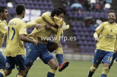 Real Valladolid - Las Palmas: primer duelo por la preciada recompensa