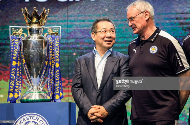 Vichai Srivaddhanaprbha was invested in Leicester City Football Club in so many ways | Photo: Getty/ Bloomberg