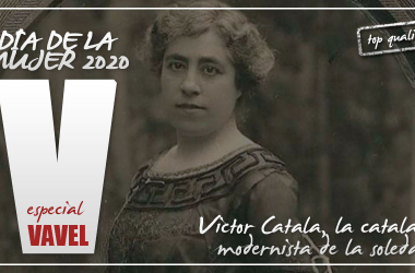 Víctor Català, la catalana modernista de la soledad