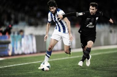 Casadesús y Nagore debutan en liga con el Levante