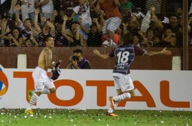 Ponte Preta perde para o Lanús, que conquista a Copa Sul-Americana 2013