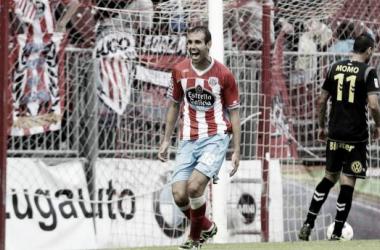 CD Lugo - UD Las Palmas: puntuaciones del Lugo, jornada 7