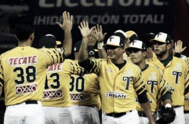 Segunda victoria en fila. (Foto: Liga Mexicana de Béisbol)