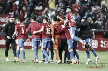 Jornada 41, Sporting 2-1 Granada: puntuaciones del Sporting de Gijón