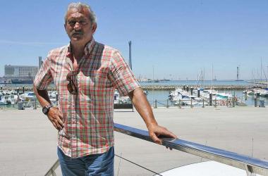 David Vidal se llevará a las playas de Cádiz a sus jugadores para entrenar. / Foto: Marca