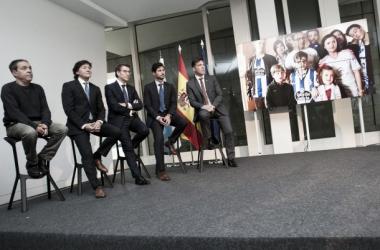 """Feijóo: """"Este derbi lo va a ganar Galicia"""""""