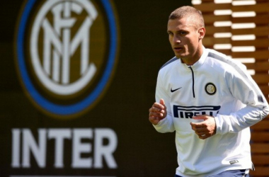 Nemanja Vidic abandona el Inter de Milán