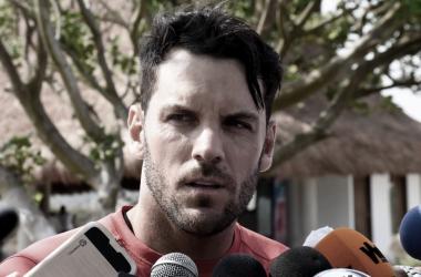 """Sebastián Viera: """"Nosotros estamos convencidos que podemos hacer un gran partido y ganarlo"""""""