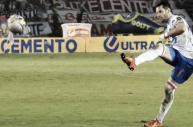 """Sebastián Viera: """"Teníamos que ganar"""""""