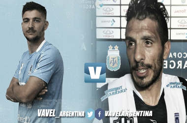 Cara a cara: Federico Vietto vs. Javier Rossi