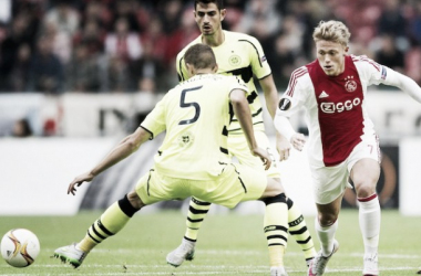 Celtic and Ajax drew 2-2 on Matchday 1