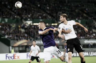Europa League, tra Austria Vienna e Viktoria Plzen finisce a reti bianche