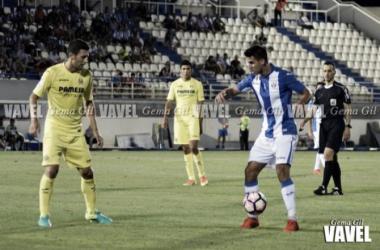 Resumen Villarreal 2 - 1 Leganés en la Copa del Rey 2018