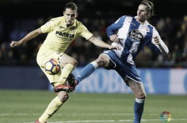 Villarreal-Deportivo de la Coruña   Foto: http:/ /lfp.es/