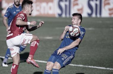 Vila Nova 0 a 0 Cruzeiro (Divulgação / Vila Nova FC)