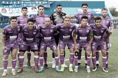 Formación de Villa Dálmine frente a Defensores de Belgrano por fecha 8.