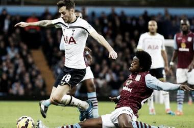 El Tottenham remonta y hunde al Aston Villa
