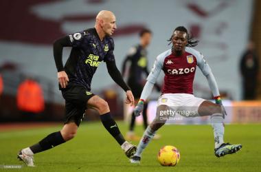 As It Happened: Newcastle United 1-1 Aston Villa