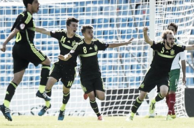 Bulgaria U17 1-2 Spain U17: Young Spaniards triumph as hosts are knocked out
