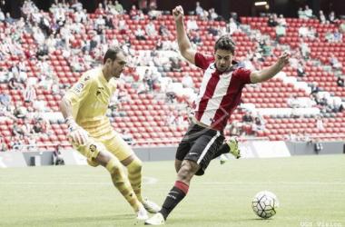 El Bilbao Athletic se topa con el domingo