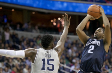 Another Big Game For Josh Hart As Villanova Wildcats Win 8th Straight