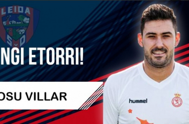 El Leioa ha anunciado el fichaje de Iosu Villar. | FOTO: SD Leioa
