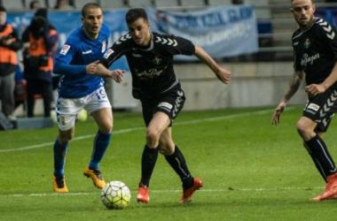 Villar enseña el camino al Real Valladolid