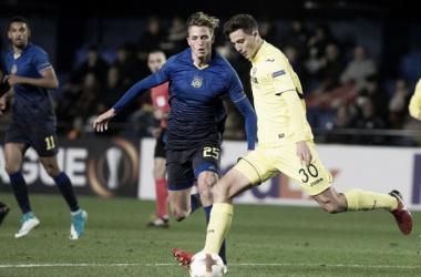 Resumen Villarreal vs Maccabi Tel Aviv (4-0)