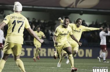 Resultado Villarreal - Salzburgo (2-1)