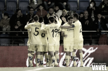 Villarreal - Levante: puntuaciones del Villarreal, jornada 20 LaLiga 2018