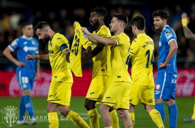 Imagen vía: Villarreal CF