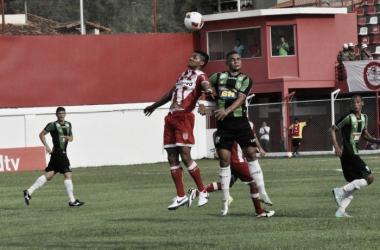 Visando liderança do Campeonato Mineiro, Villa Nova-MG recebe América-MG no Independência