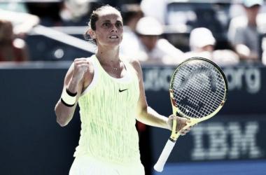 WTA Elite Trophy: Kvitova batte la Vinci e la elimina