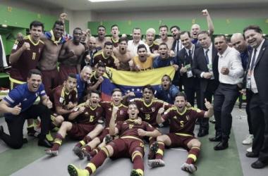 Este pase a la final significa mucho para Venezuela / Foto: FVF.